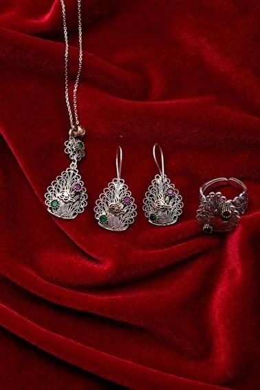 Ninova Silver Set Renkli